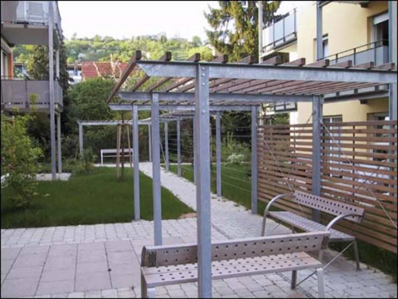 Schlosserei Veit Stahl- Metallbau: Pergolen